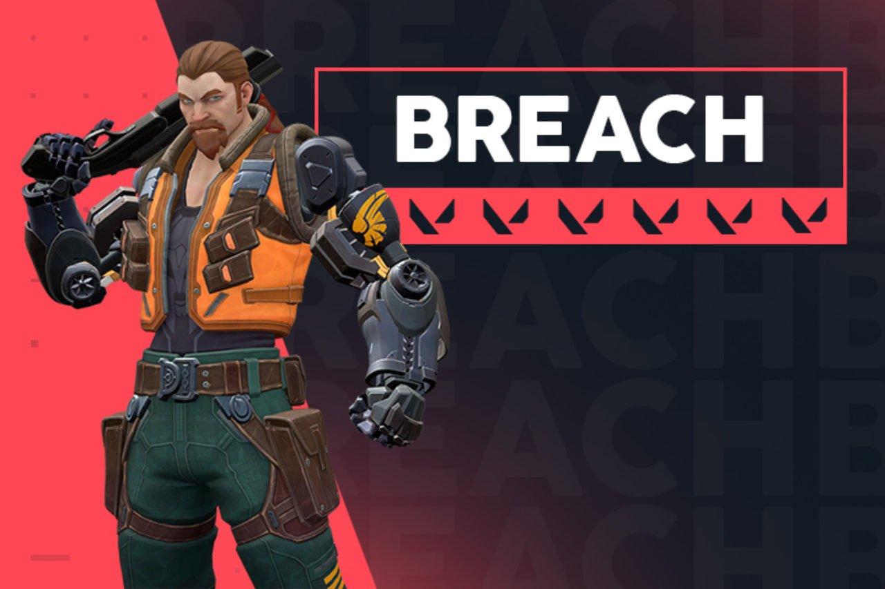 Breach valorant
