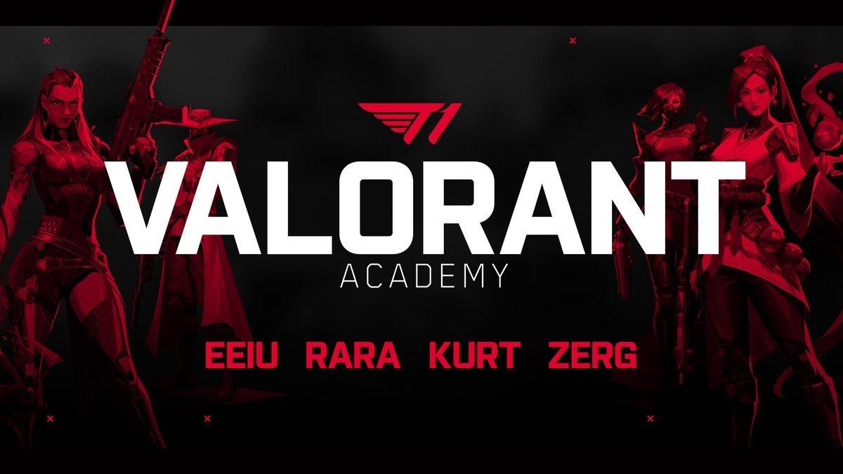 Valorant Academy T1