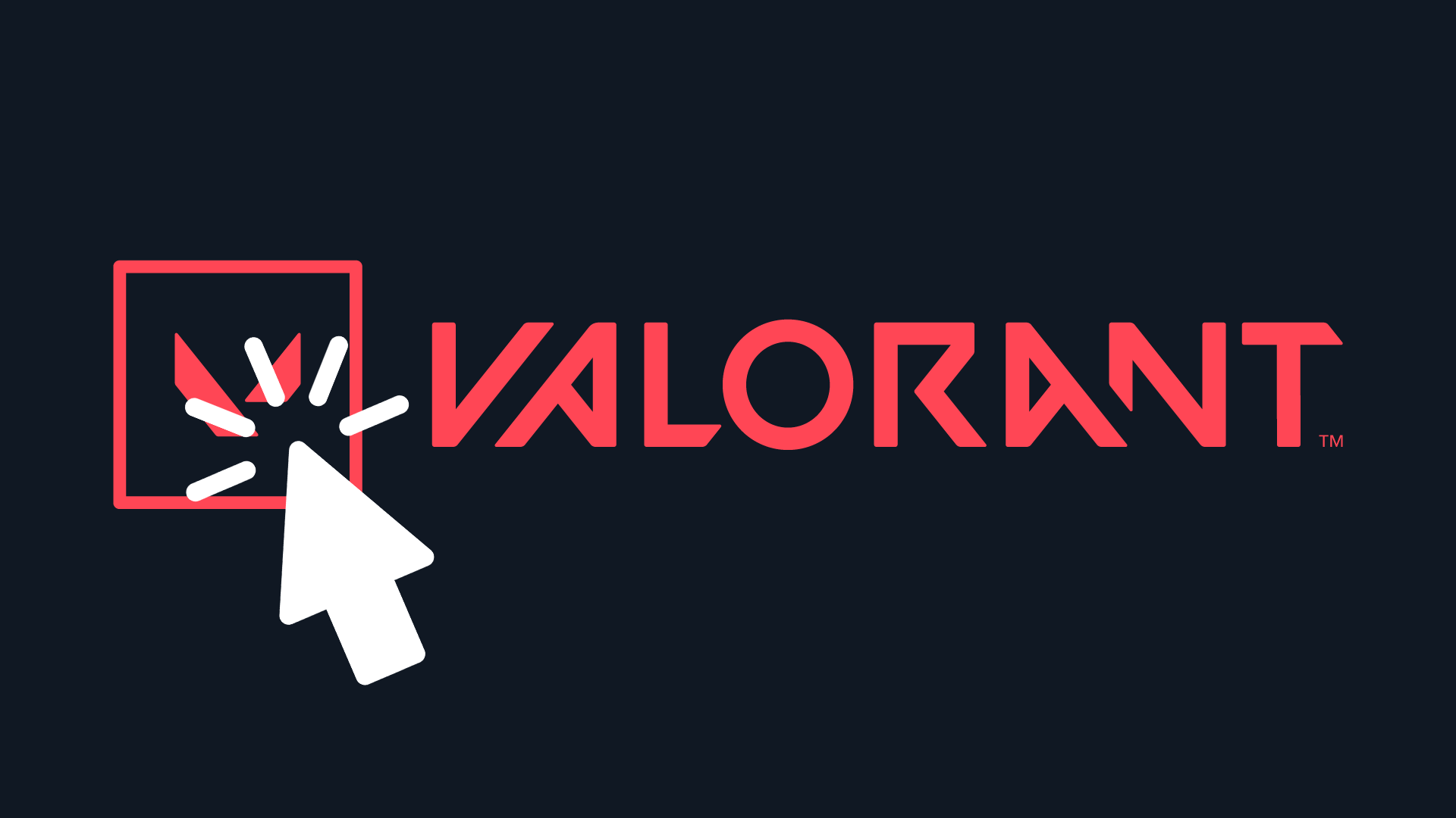 A Guide to Valorant Mouse Settings