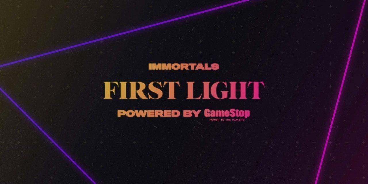 Immortals First Light