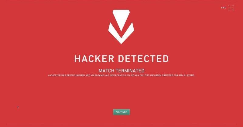 Hacker Valorant