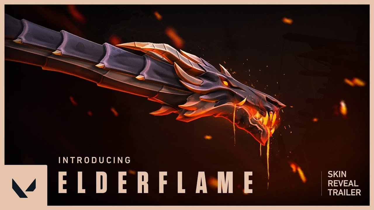 "Valorant adds first ""Ultra Edition Skins"" named Elderflame"