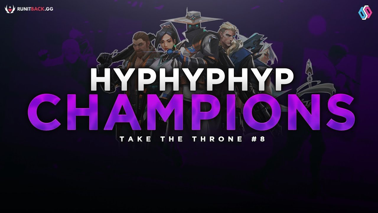 Take The Throne #8: HypHypHyp deny FABRIKEN