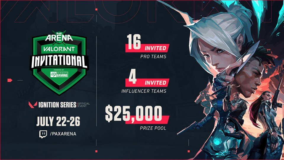 PAX Arena Invitational: Sentinels defeat Cloud9 to become the champs