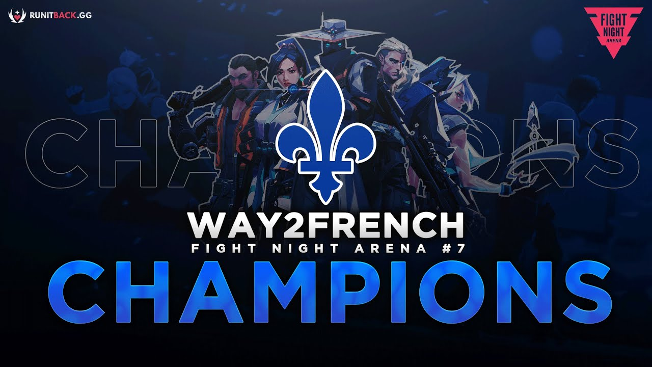 Fight Night Arena #7: Way 2 French stay on top