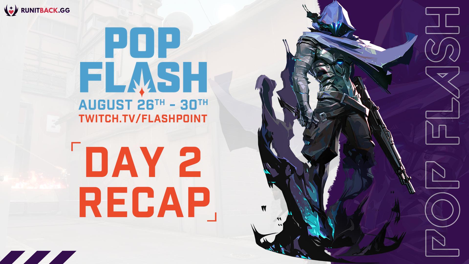 Pop Flash Day 2