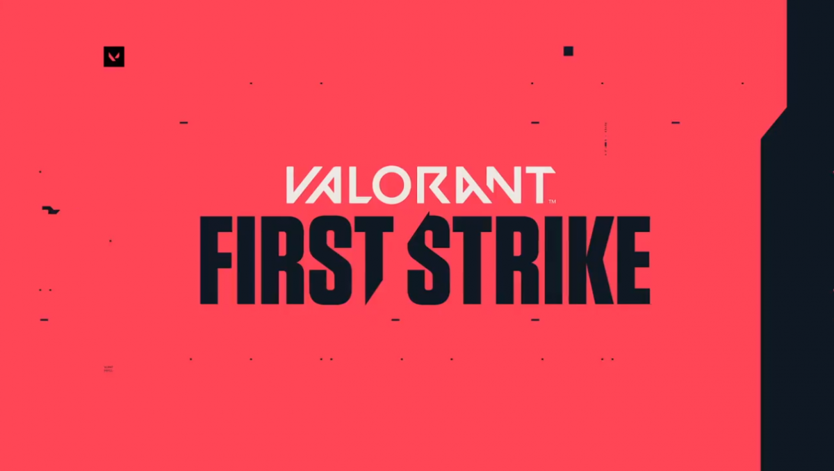First Strike — Riot Games announces next steps for Valorant esports