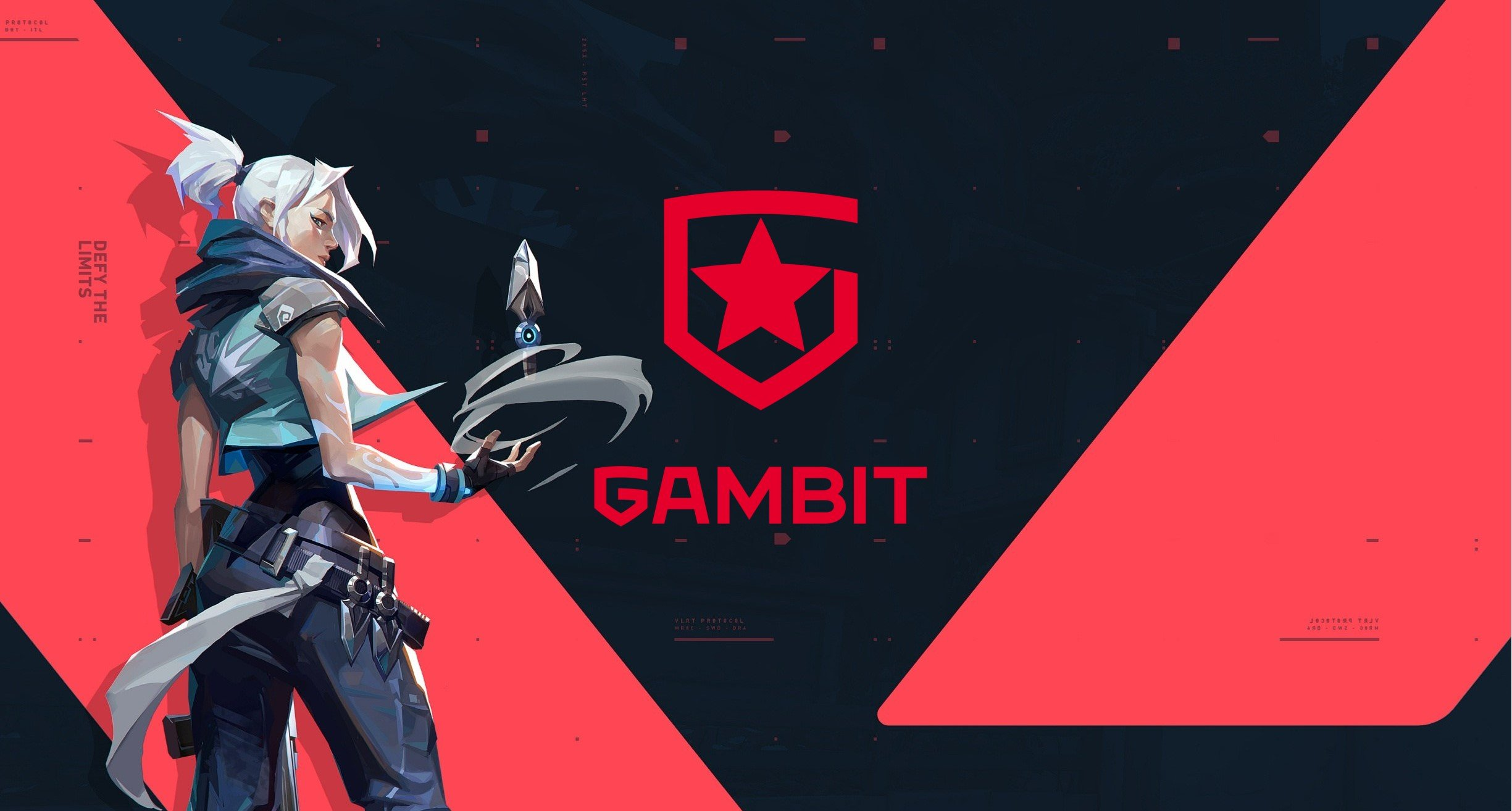 Gambit Esports completes its Valorant roster