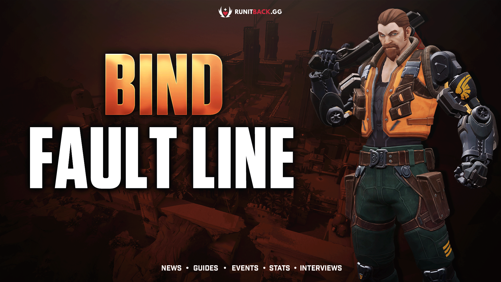 Breach Fault Line Guide: Bind