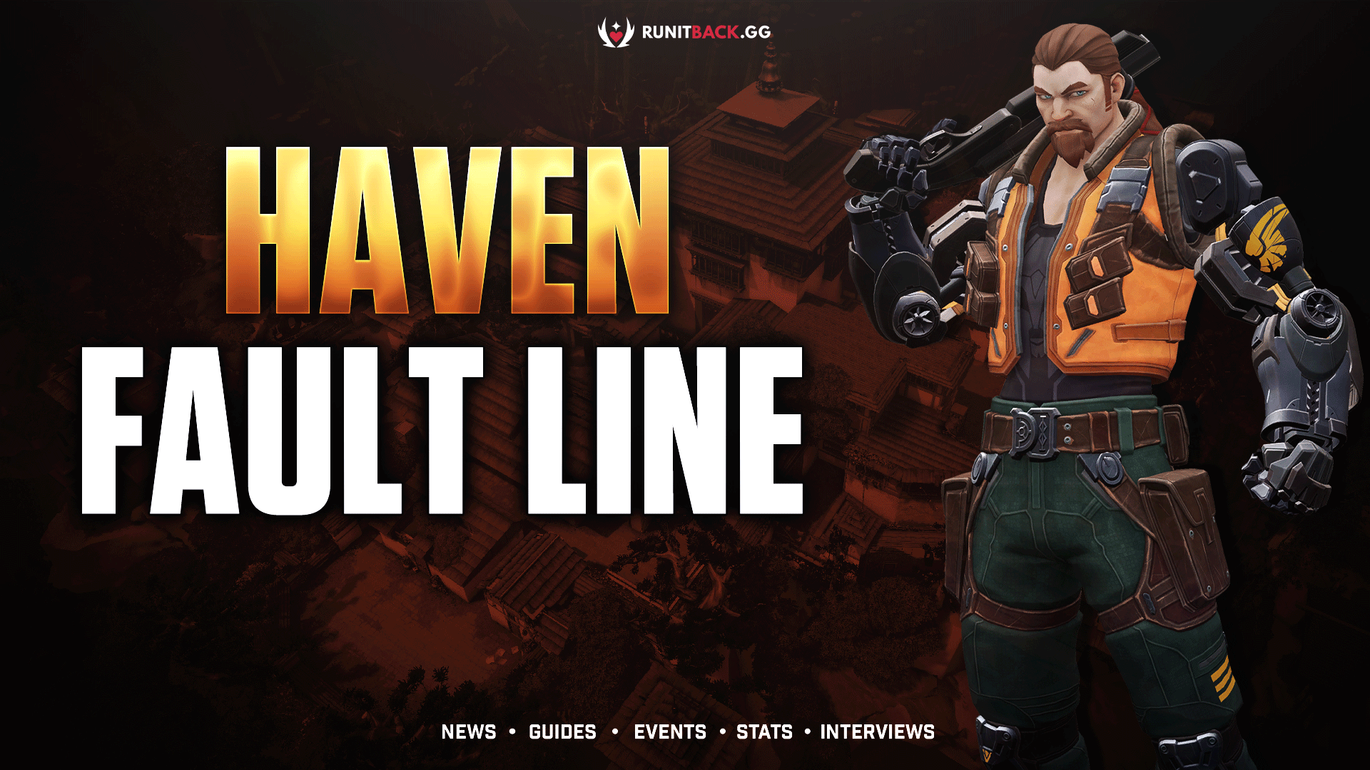 Breach Fault Line Guide: Haven