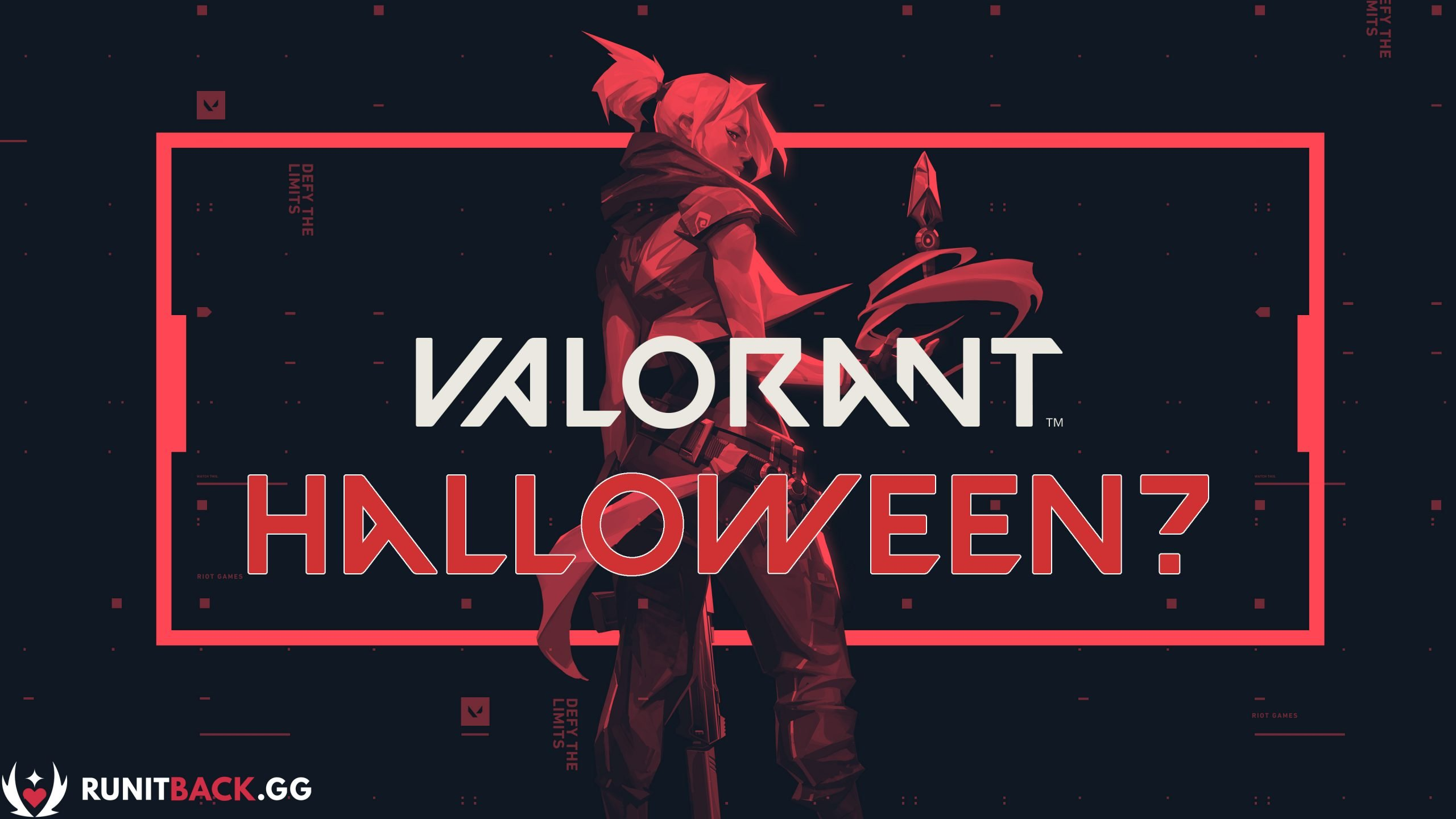 Would Valorant benefit from a Halloween event?