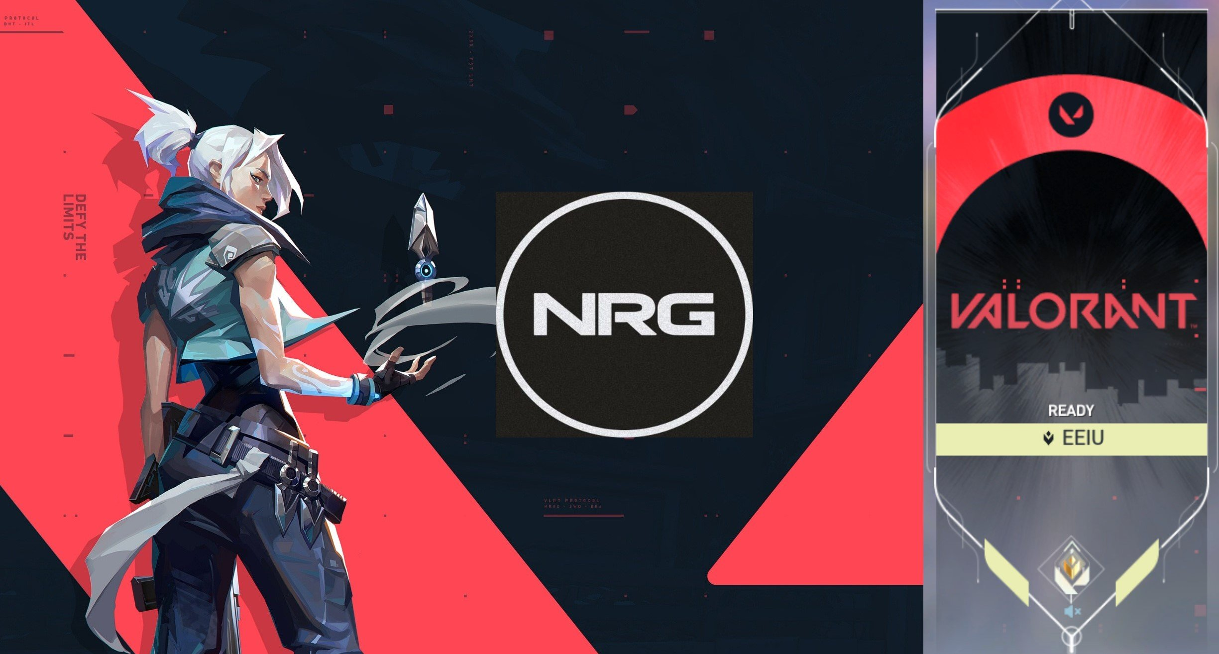 NRG sign eeiu, in need of one more to complete Valorant roster