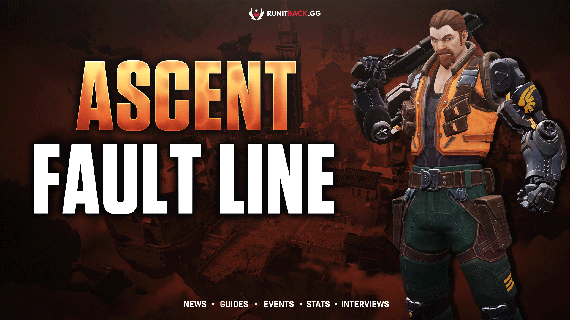 Breach Fault Line Guide: Ascent