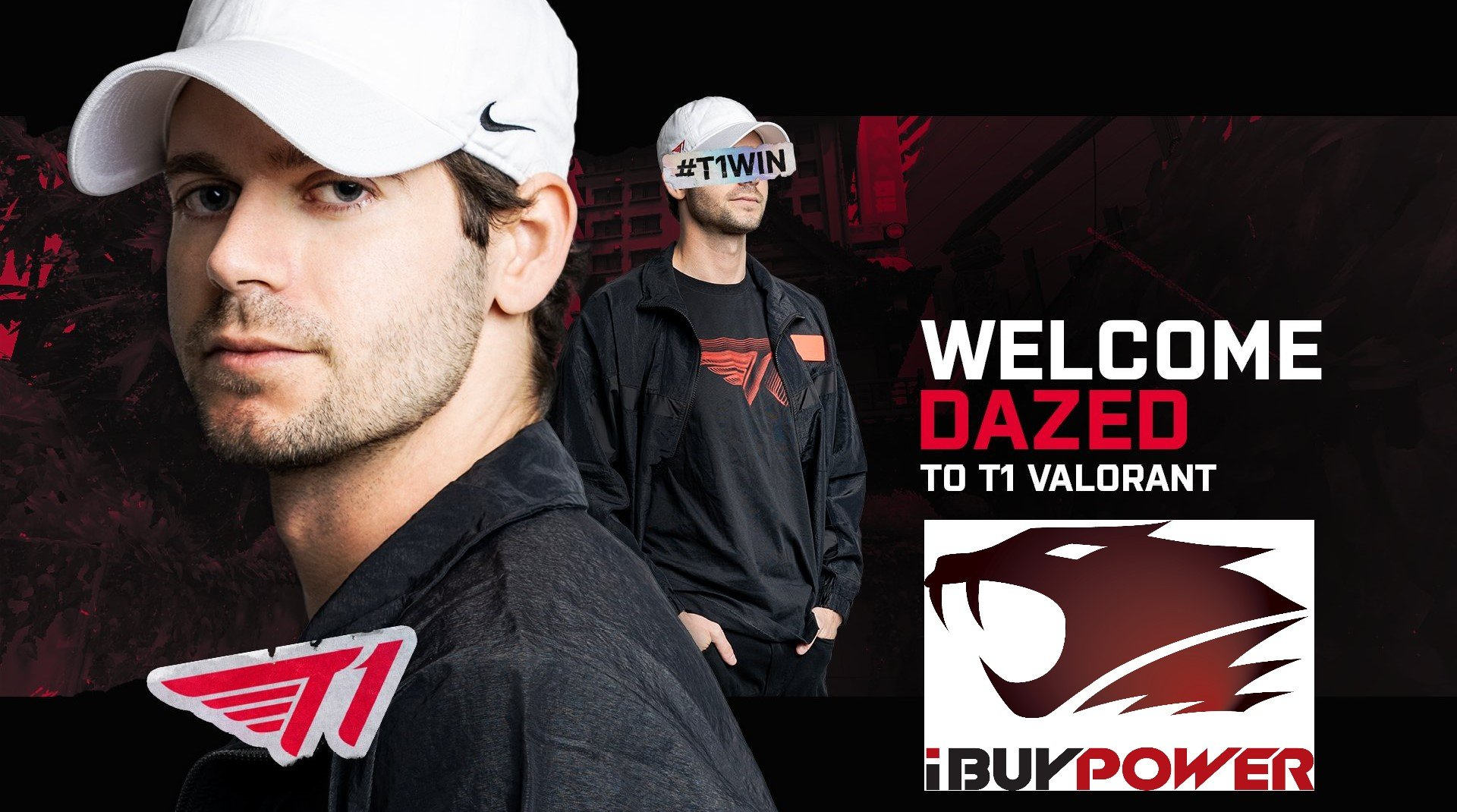 T1 Valorant recreates the infamous iBUYPOWER roster by adding DaZed