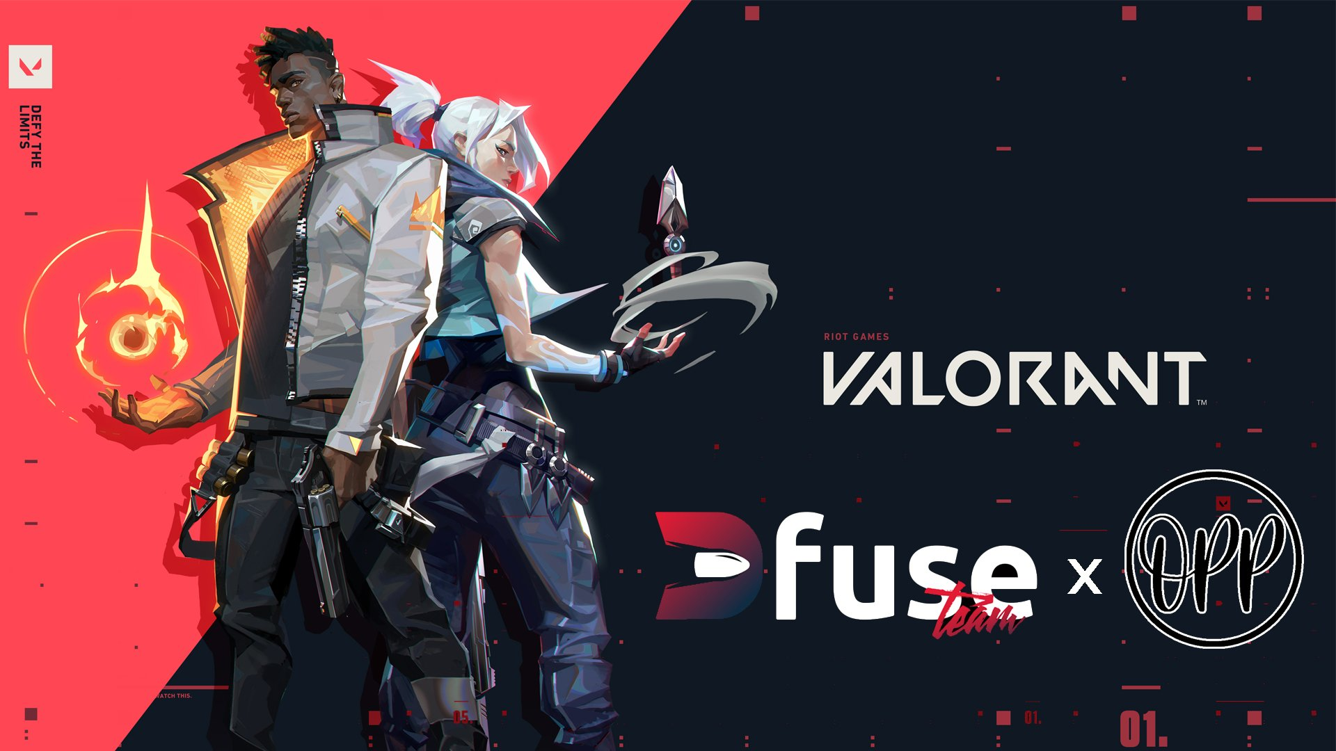 DfuseTeam sign the French roster of Opportunists