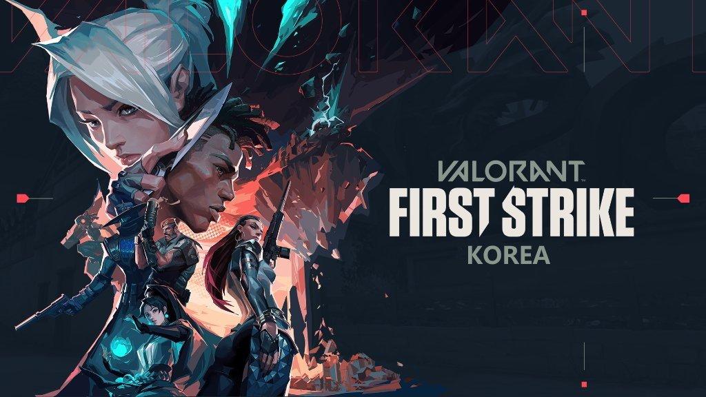 First Strike Korea Closed Qualifier