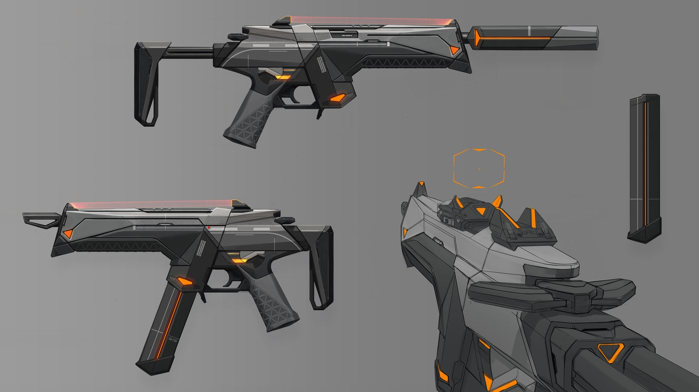 Top 5 Valorant guns on eco and how to use them