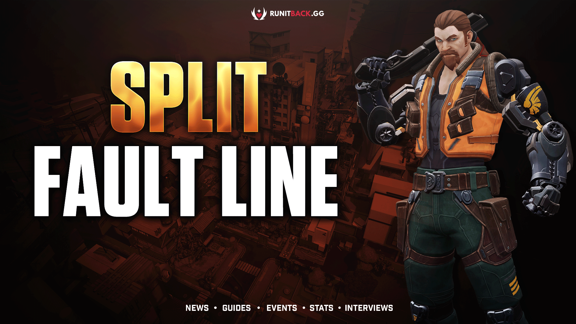 Breach Fault Line Guide: Split
