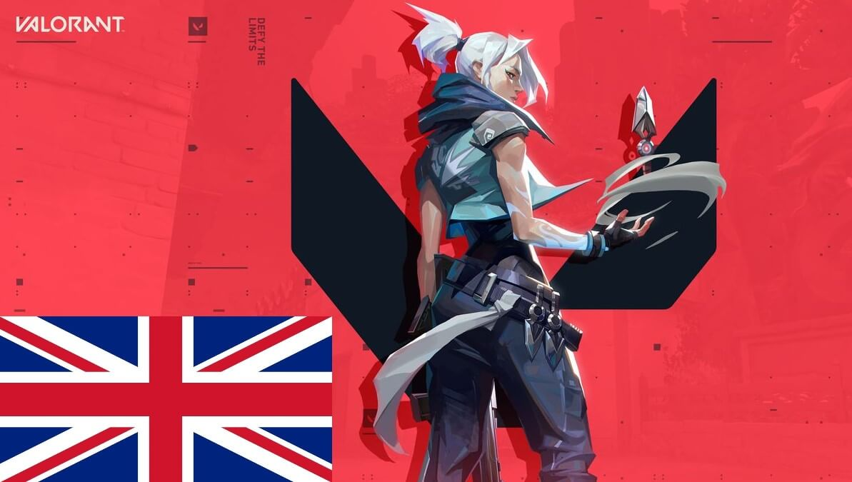 UK Valorant players take over at First Strike Regional Finals