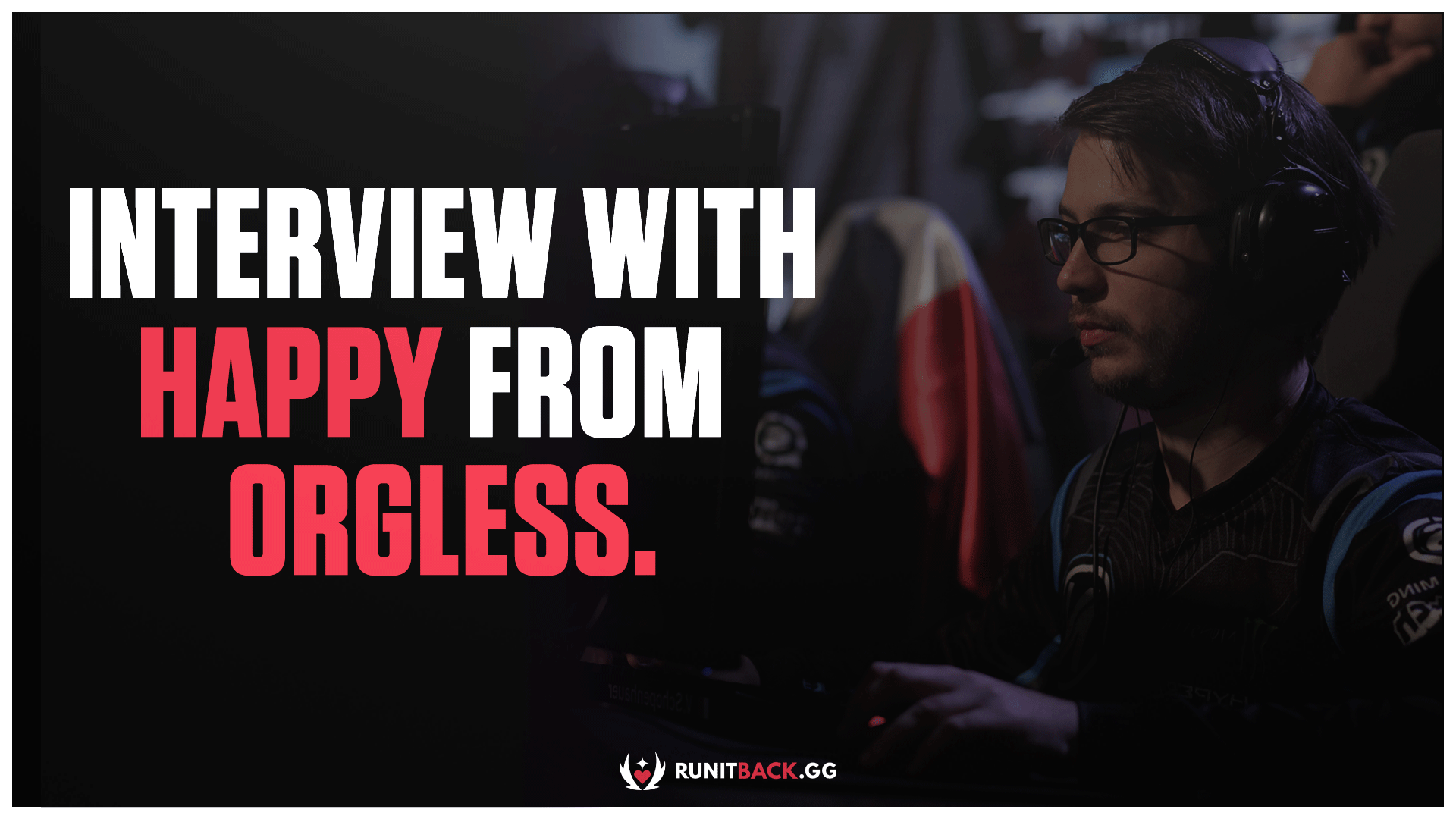 OrglessV's Happy on feelings post G2 match and getting signed by an organization