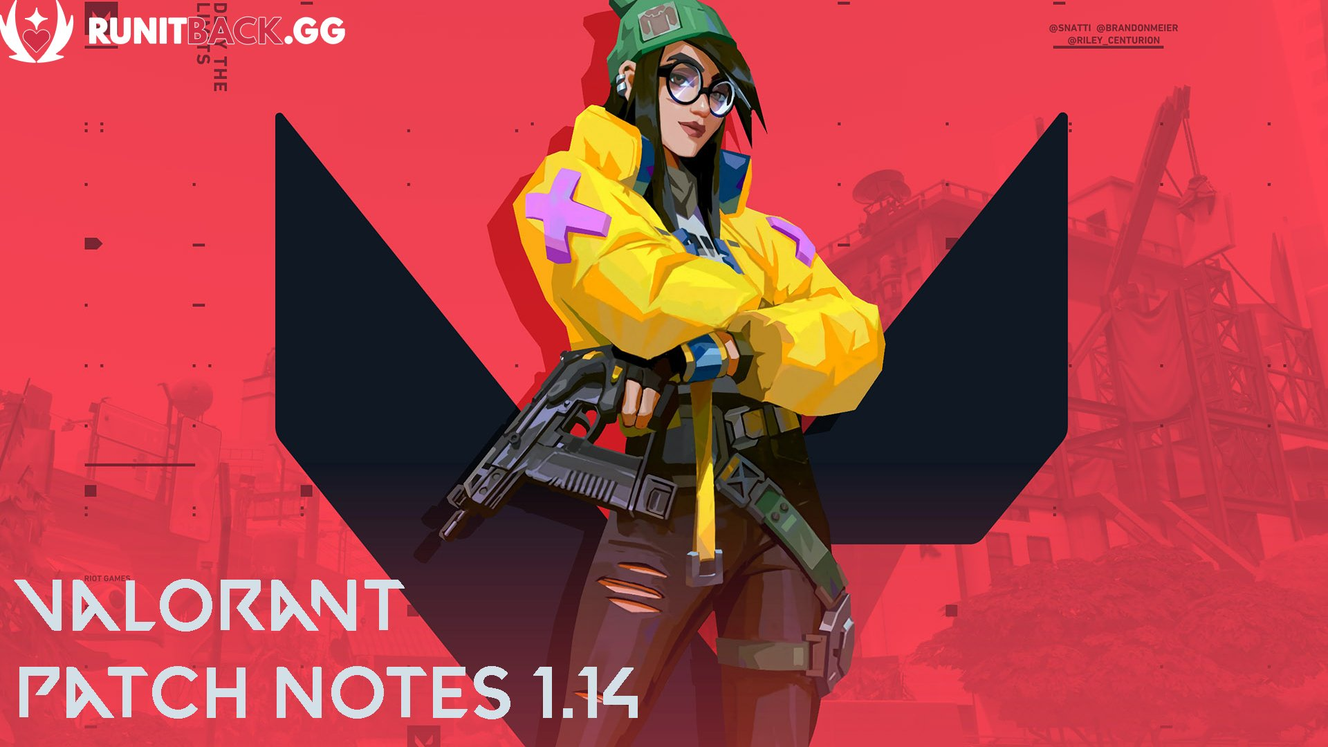 Valorant Patch 1.14: Icebox, Snowballs, Observers, and More