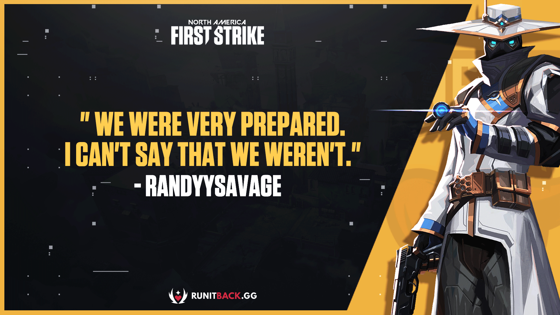randyySavage talks preparedness and the origin of his name