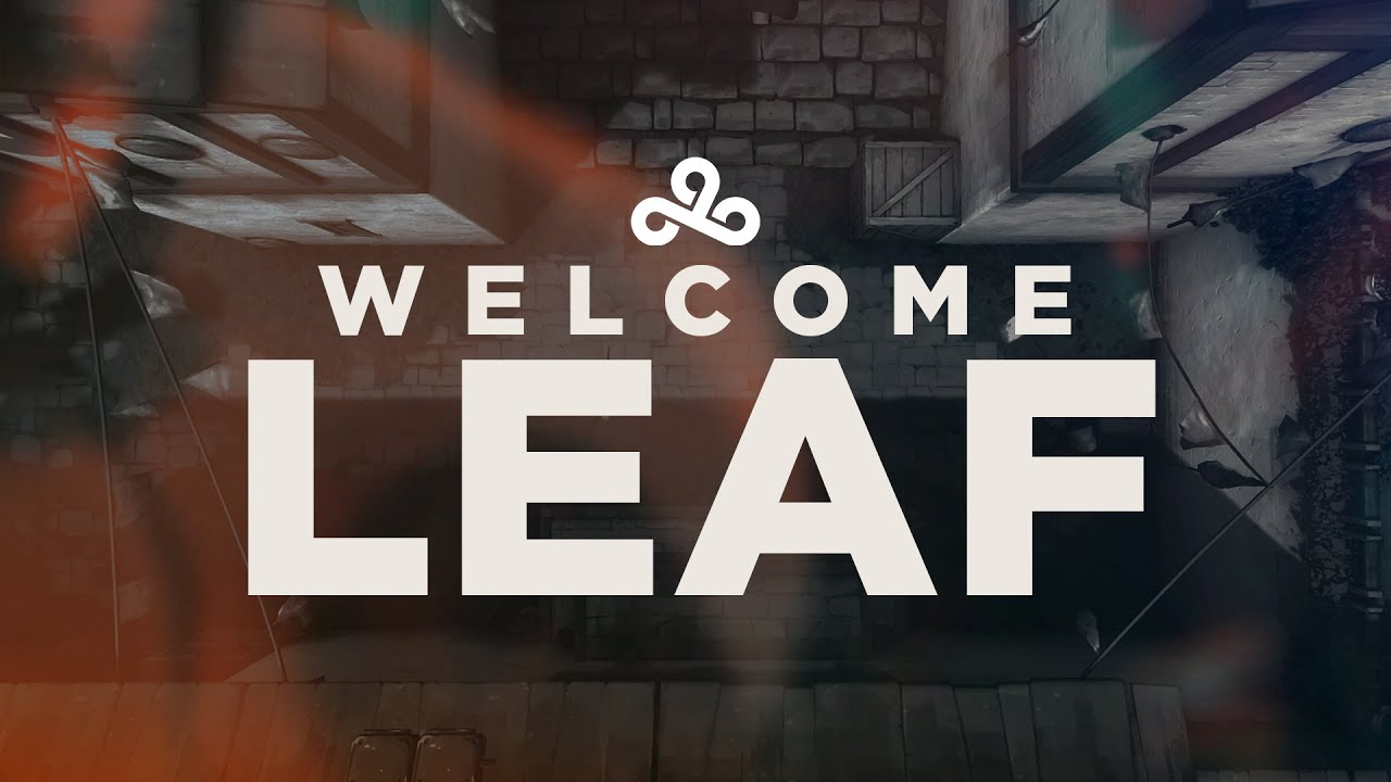 Cloud9 Blue sign leaf to active Valorant roster
