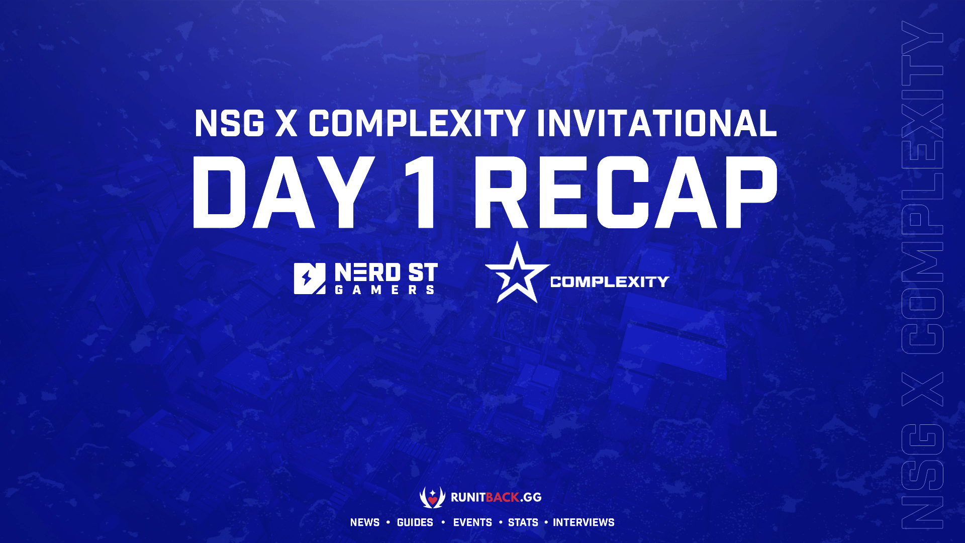 Complexity x NSG Invitational – Day 1: Equinox and Renegades make it out alive