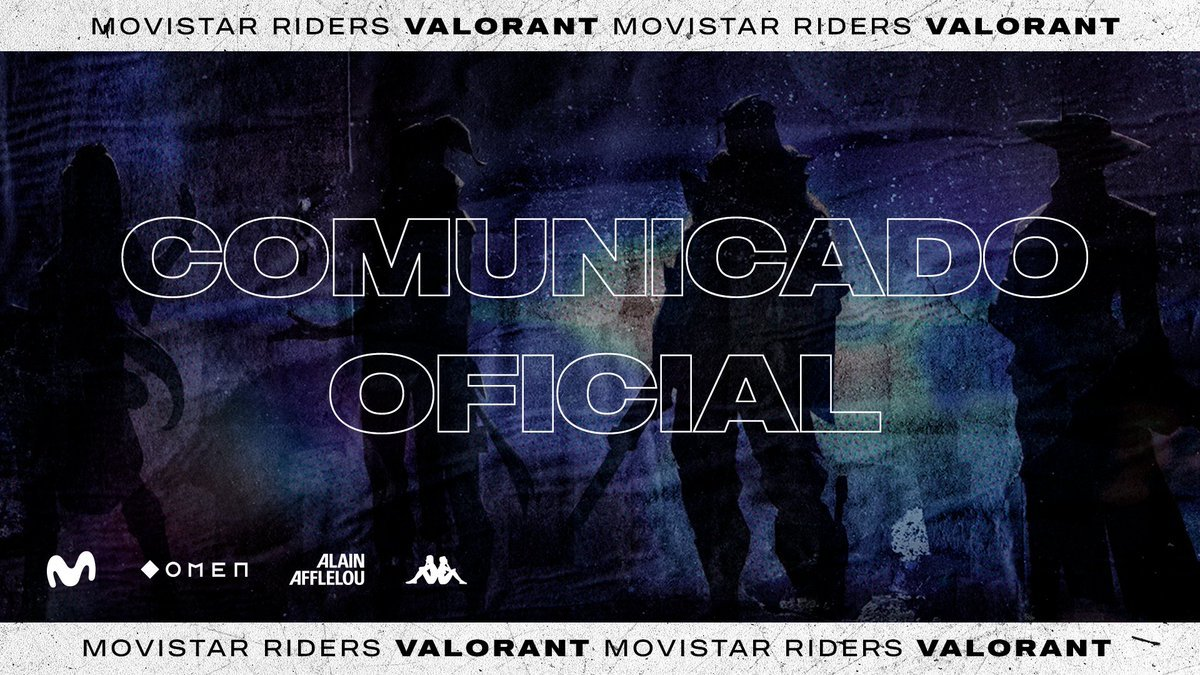 Movistar Riders kick rapaztriste from their Valorant team for cheating