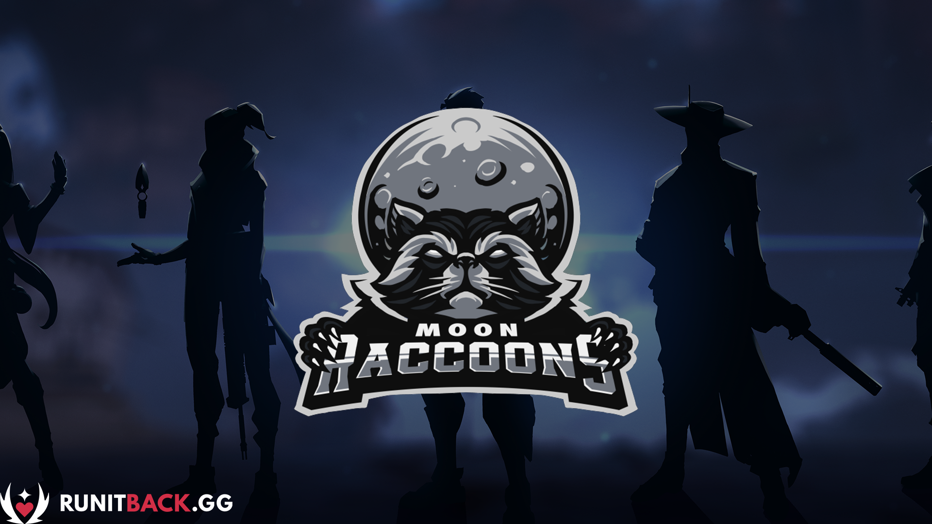 Moon Raccoons lose three