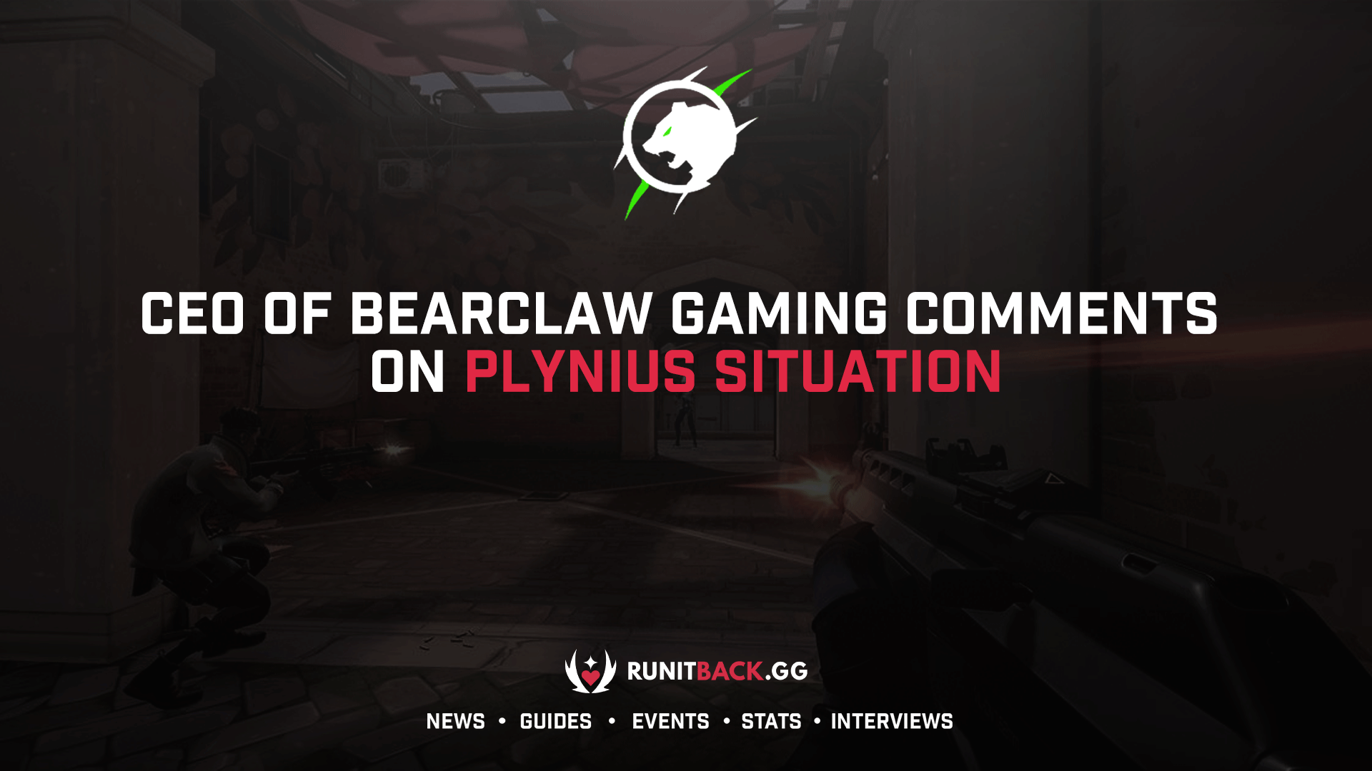 CEO of BearClaw Gaming Comments on Plynius Not Paying the Staff and Players and Parting Ways with the Valorant Roster