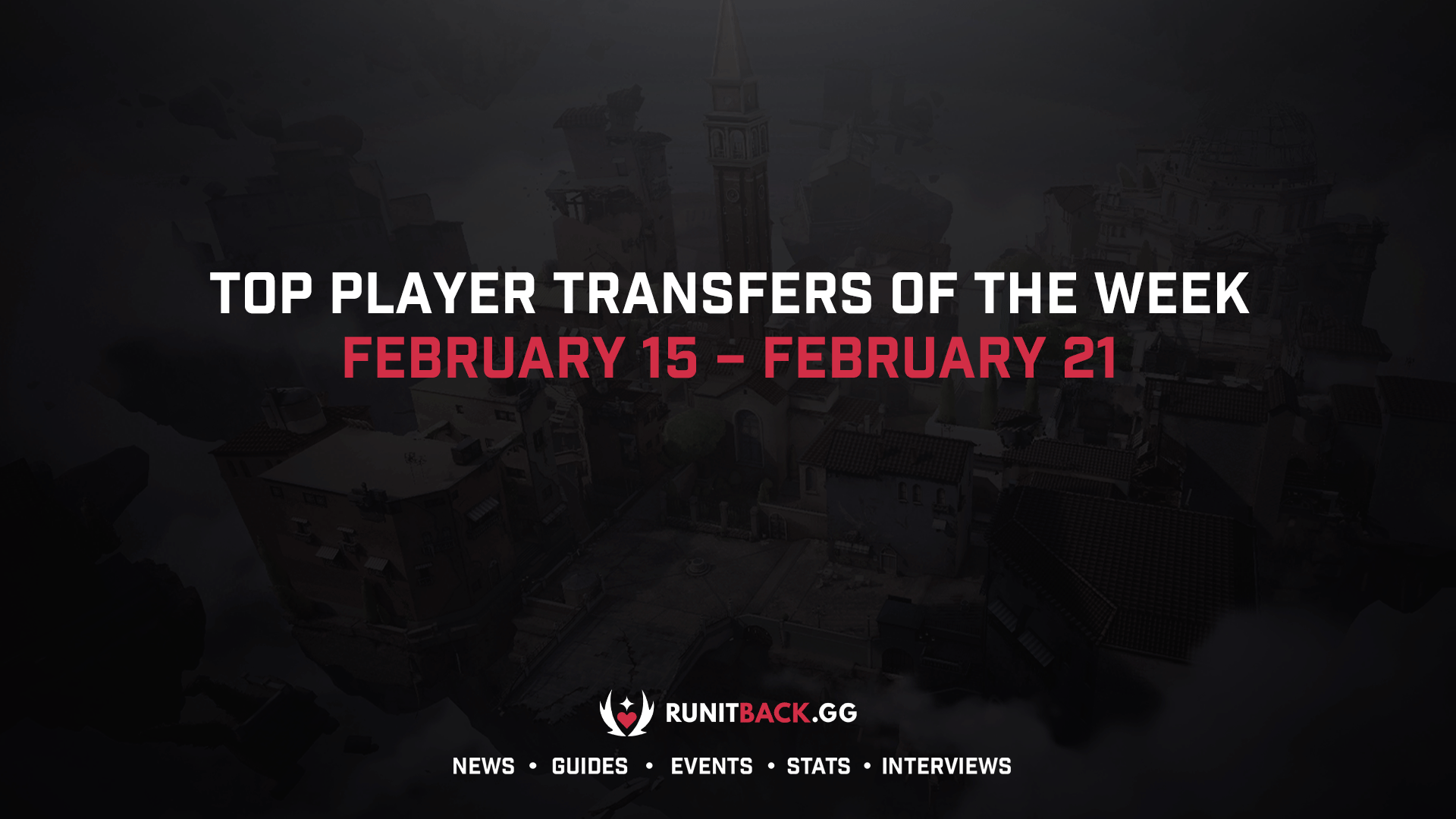 Top Player Transfers of the Week: February 15 – February 21