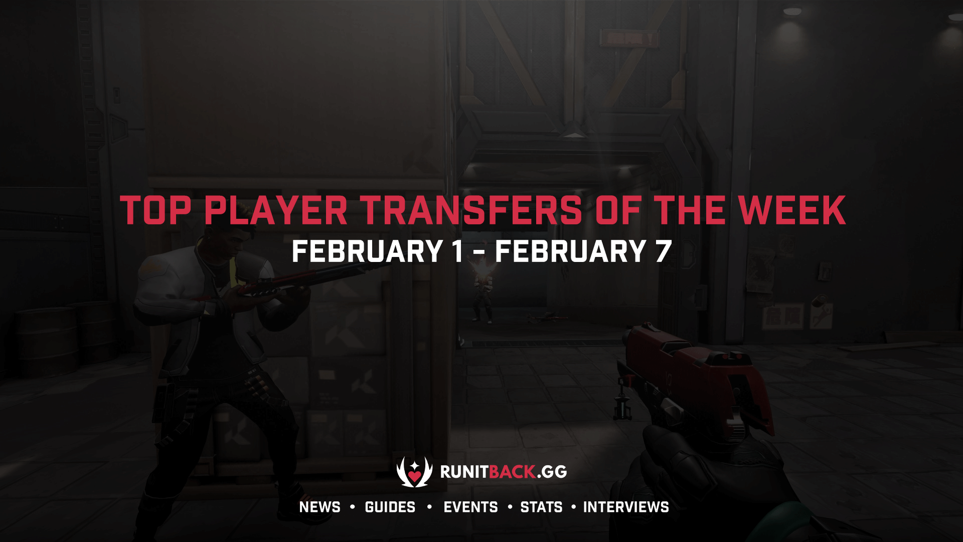 Top Player Transfers of the Week: February 1 – February 7