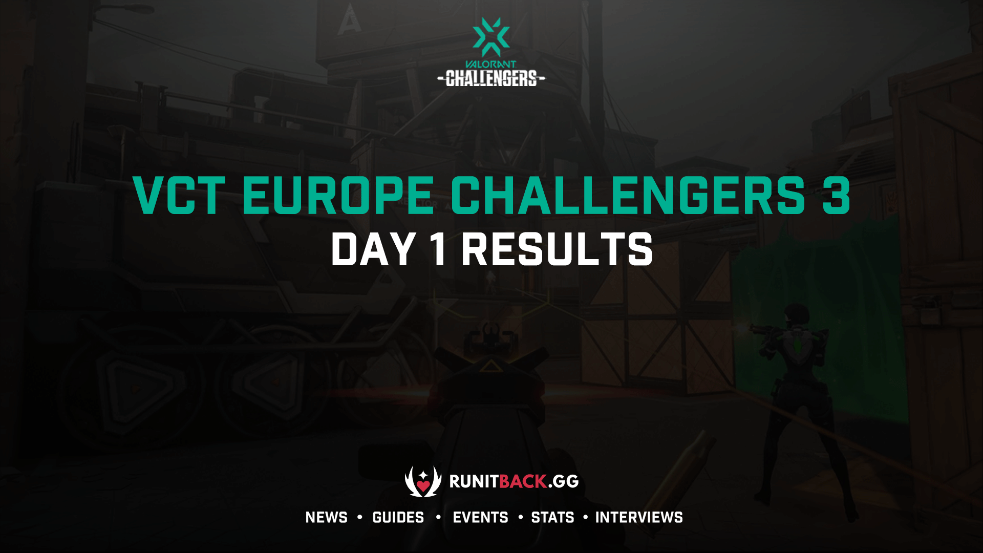 VCT Europe: Challengers 3 Day 1 Results