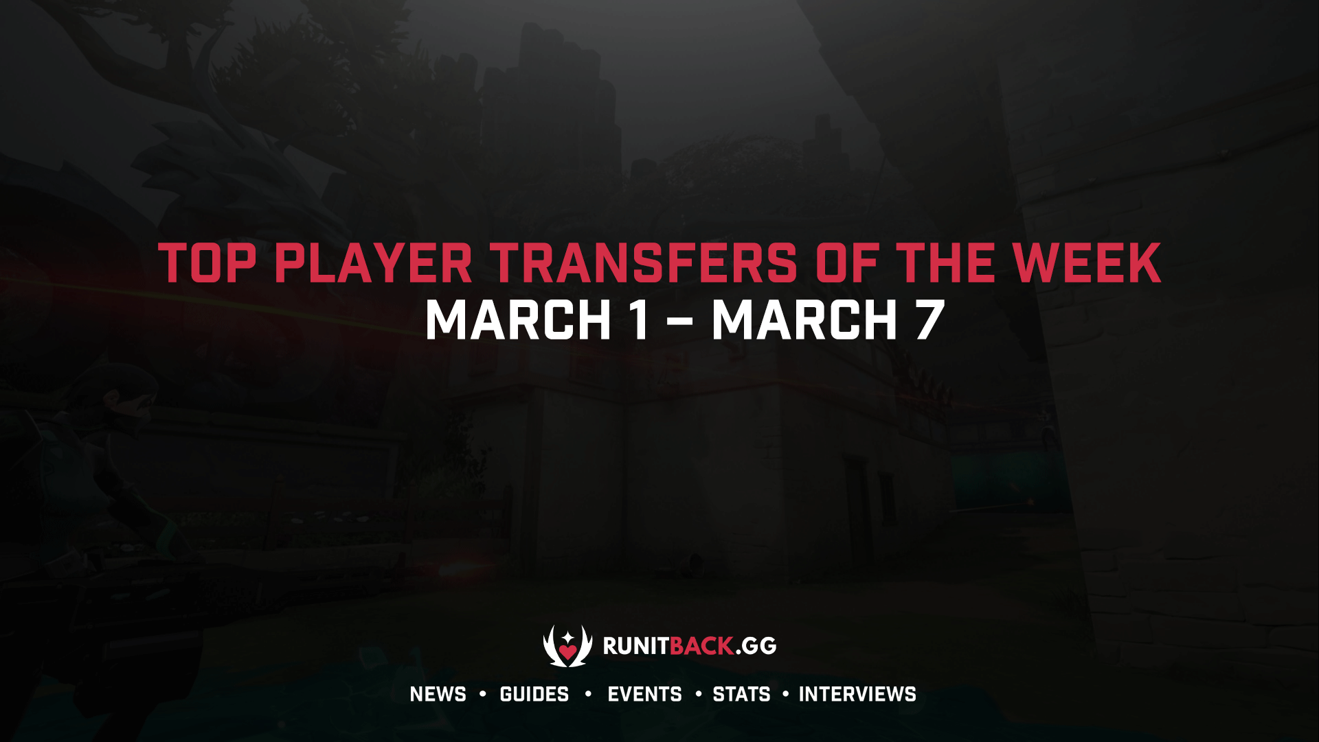 Top Player Transfers of the Week: March 1 – March 7