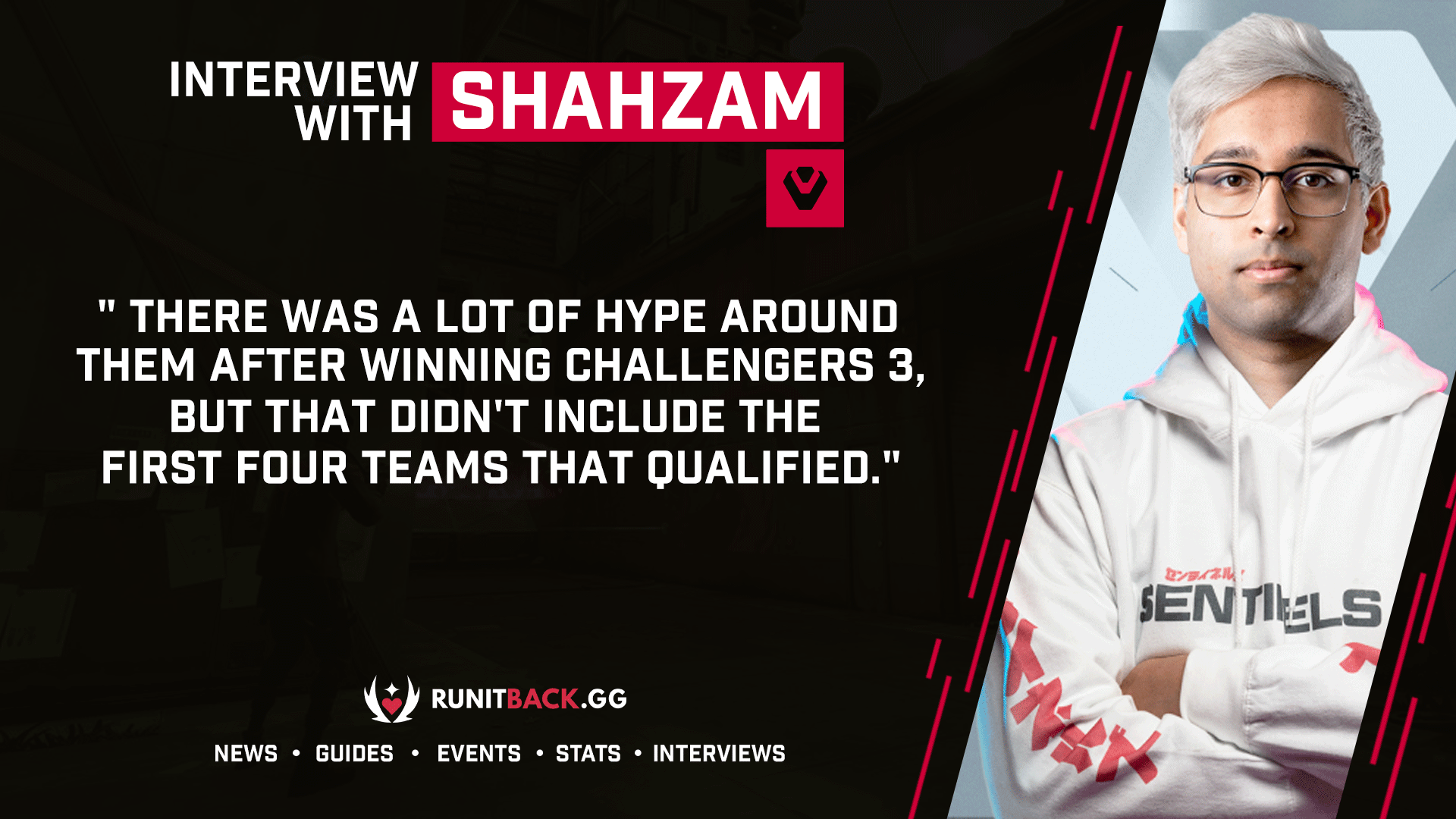 ShahZaM would be confident playing FaZe in Grand Final