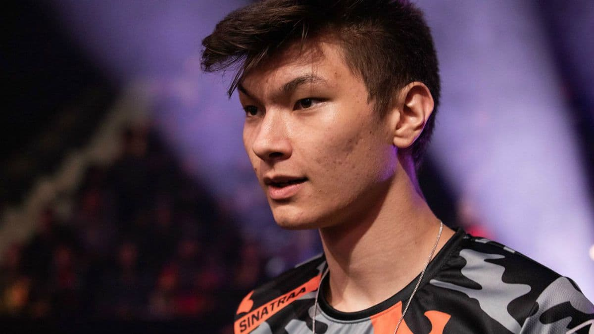 """Jay """"sinatraa"""" Won suspended from Sentinels before Masters"""