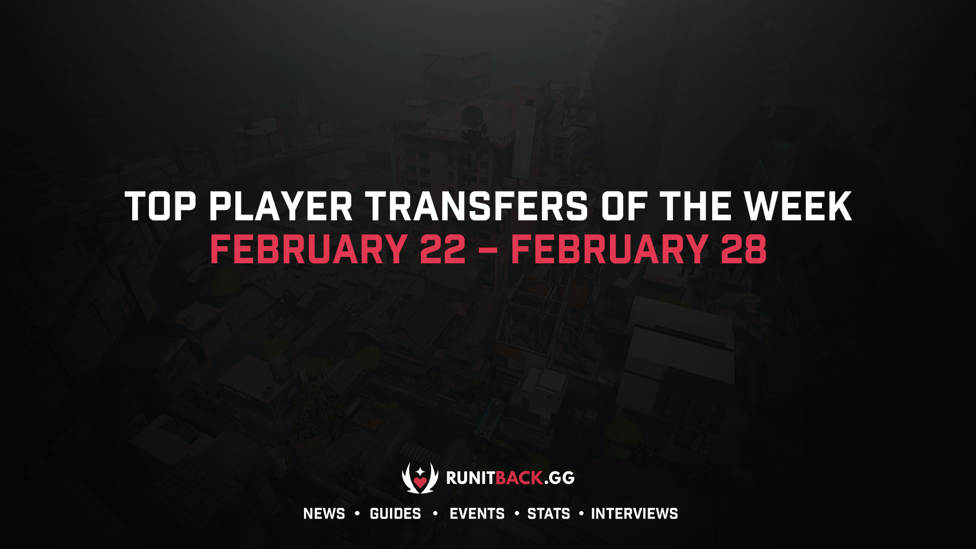 Top Player Transfers of the Week: February 22 – February 28