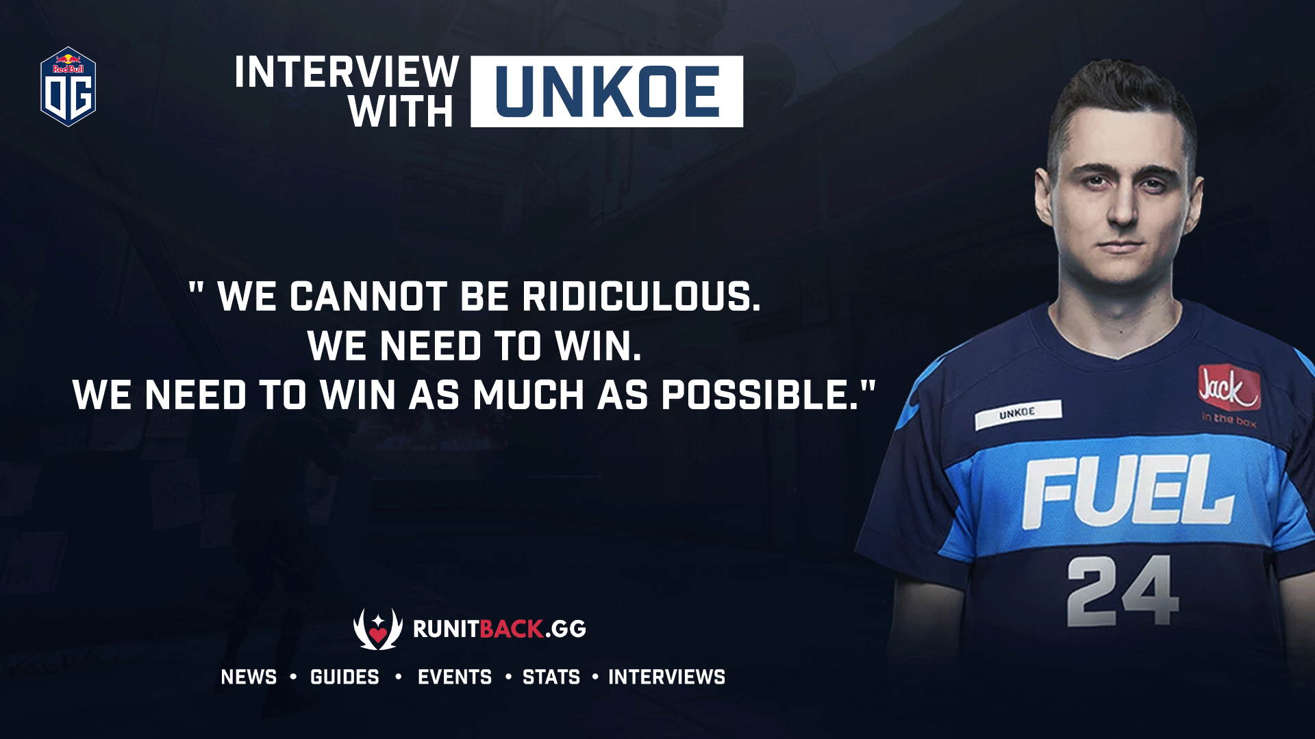 OG uNKOE on thoughts following Raise Your Edge matchup, getting picked up by OG, and agent Astra