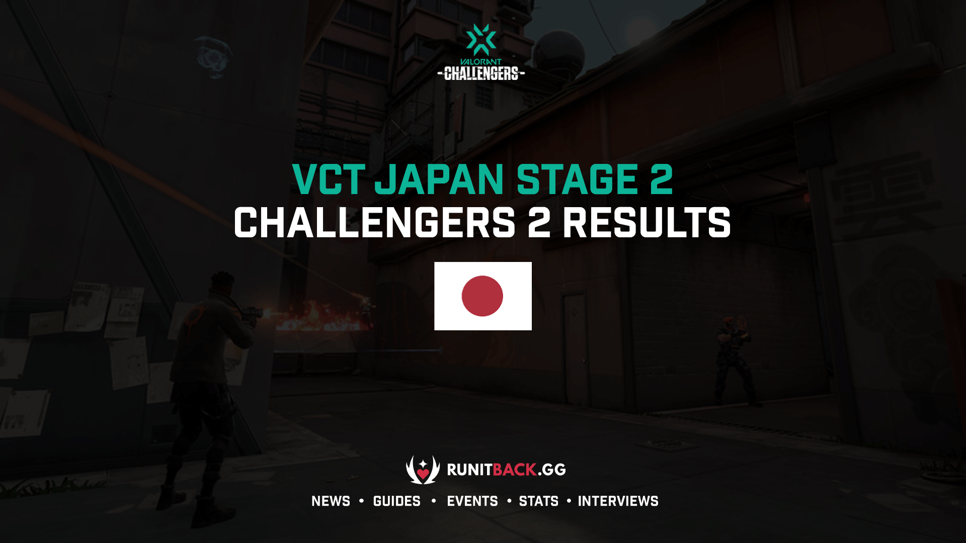 VCT Japan Stage 2 Challengers 2 Results