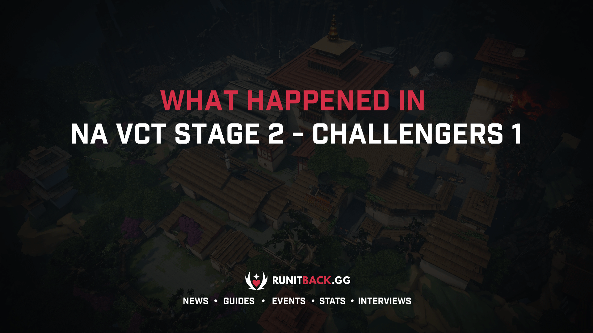 What happened in NA VCT Stage 2: Challengers 1