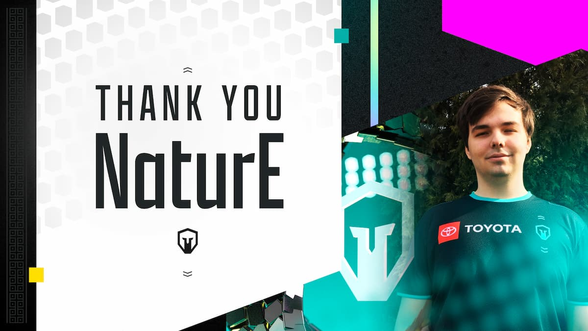Immortals parts ways with NaturE