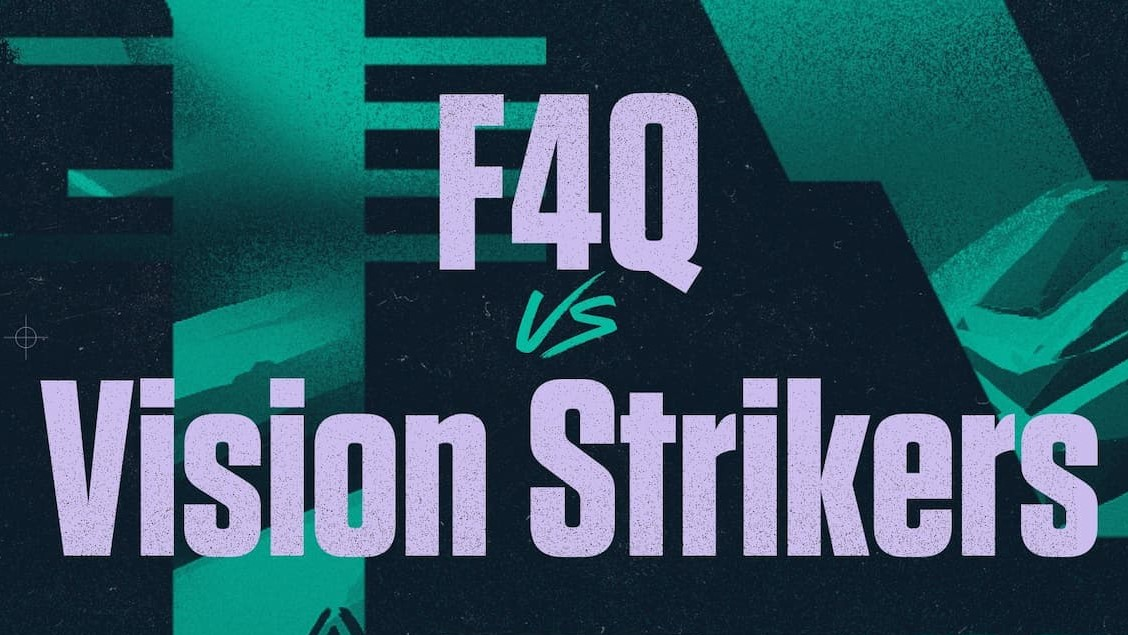 F4Q puts an end to the incredible Vision Strikers' streak