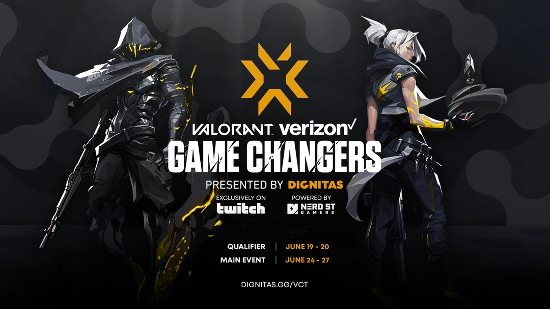 Dignitas and Verizon announce $50,000 VCT Game Changers tournament