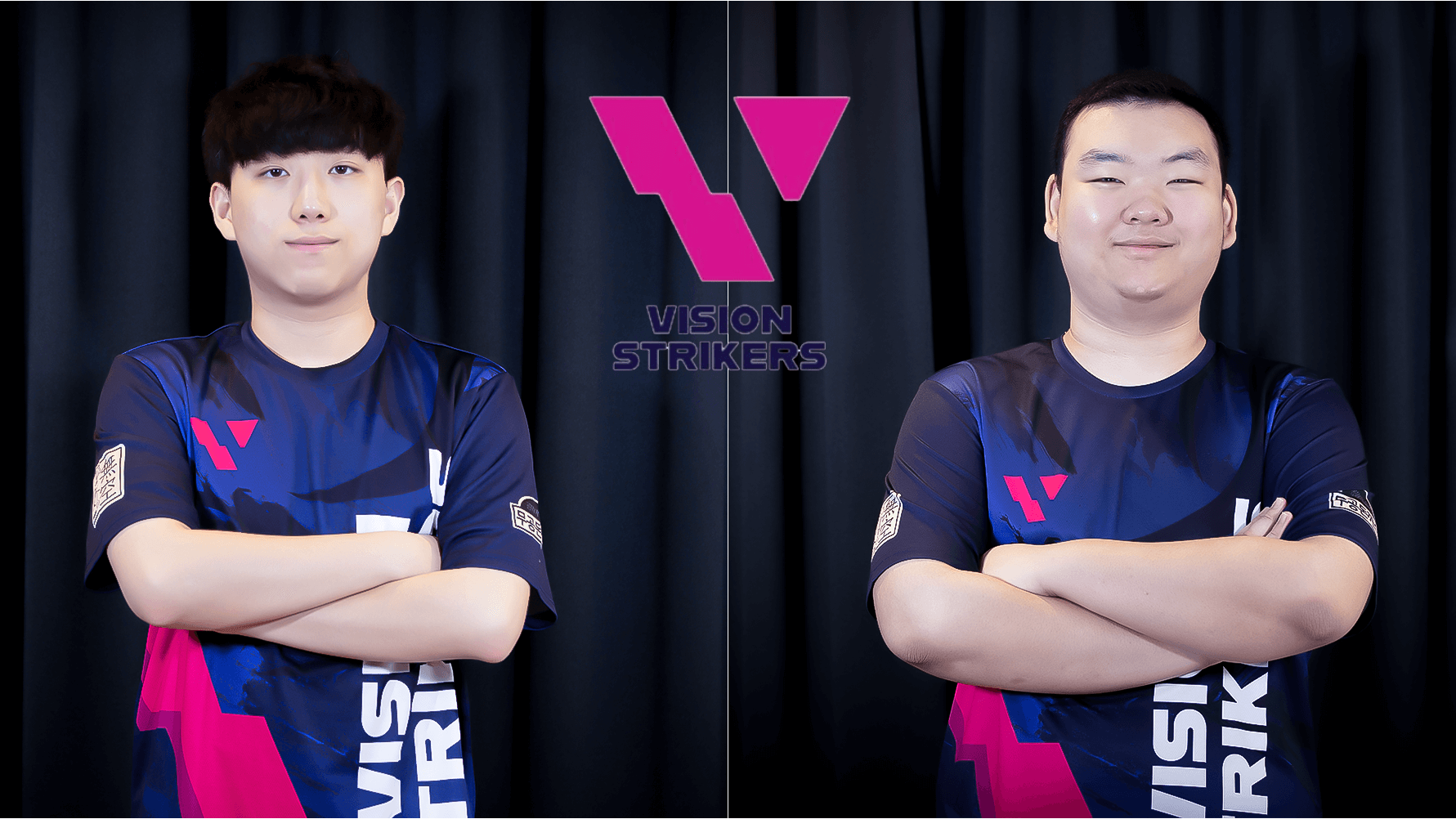 Vision Strikers sign BuZz and babo to Valorant roster