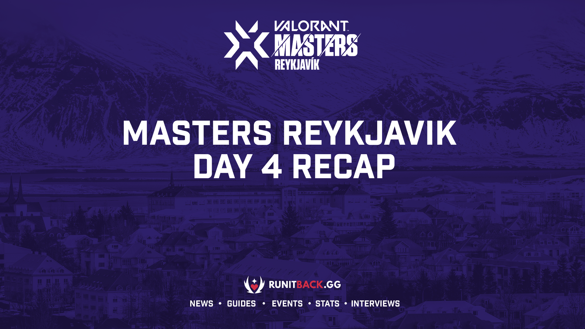 Masters Reykjavik has its Upper Final as two more teams exit — Day 4 Recap