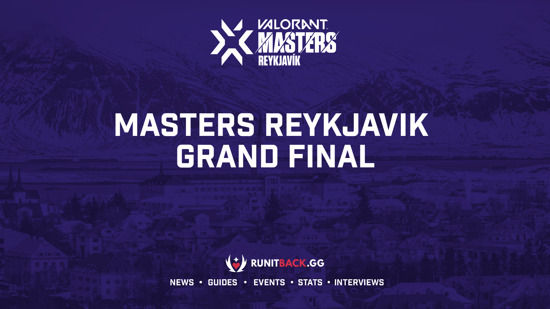 Masters Reykjavik Grand Final — Sentinels vs. Fnatic recap