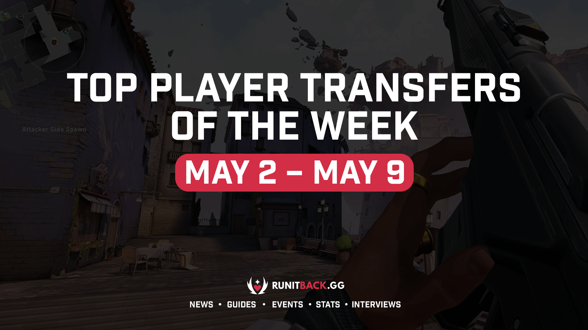 Top Player Transfers of the Week: May 2 – May 9