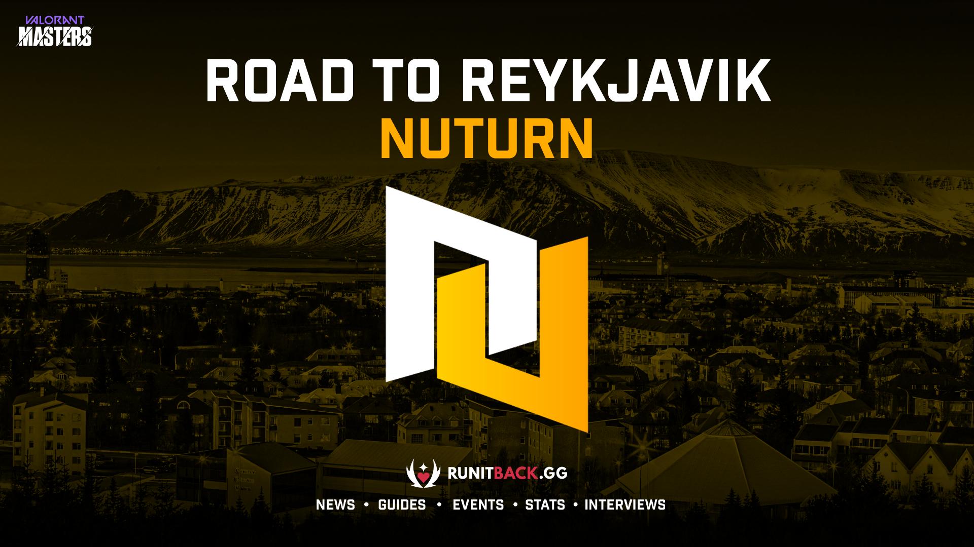Masters Reykjavík NUTURN Gaming