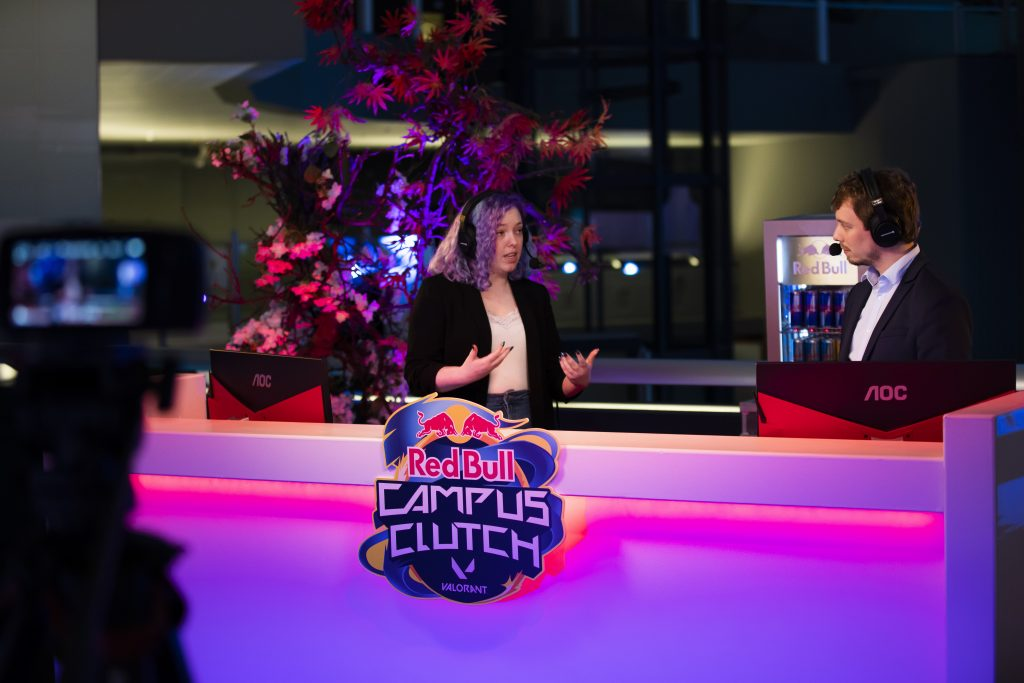 Red Bull Campus Clutch casters